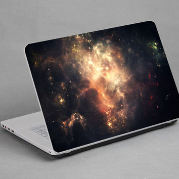 "Nebulae Galaxy laptop notebook netbook sticker art decal skin 10"" 14"" 15"" 17"""