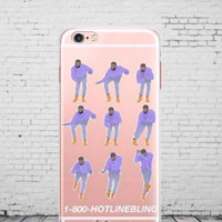 Dance Drake, Dance iPhone Case