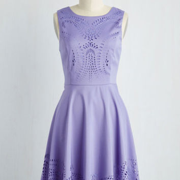 Invitation Designer Dress in Amethyst | Mod Retro Vintage Dresses | ModCloth.com