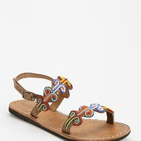 Laidback London Orla Beaded Slingback Sandal - Urban Outfitters