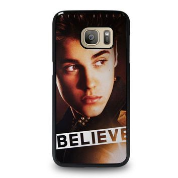 justin bieber samsung galaxy s7 case cover  number 1