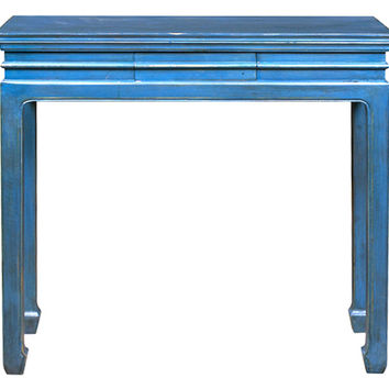 Dacia Console, Blue, Console Table