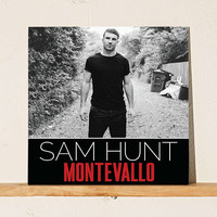 Sam Hunt - Montevallo LP - Urban Outfitters