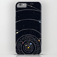 Solar system iPhone & iPod Case by James White