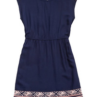 Voyager Woven Dress (Kids)