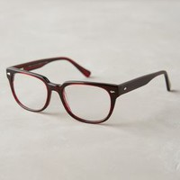 Index Reading Glasses by Anthropologie Red