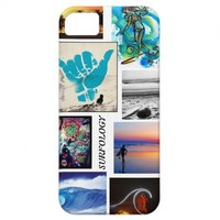 Surfology's Surfers Collage Case iPhone 5 Covers from Zazzle.com