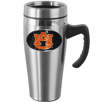 Auburn Tigers Stainless Steel Travel Mug 14 oz