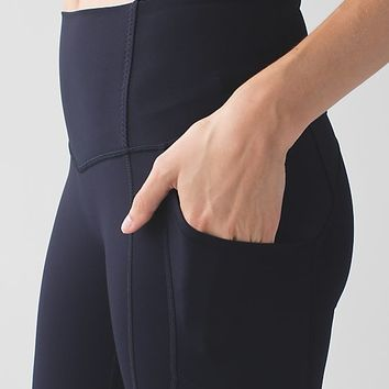 all the right places crop | women's yoga crops | lululemon athletica