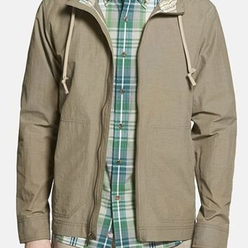 The North Face Men's 'Parkmount' Water Resistant Zip Front Hoodie Jacket