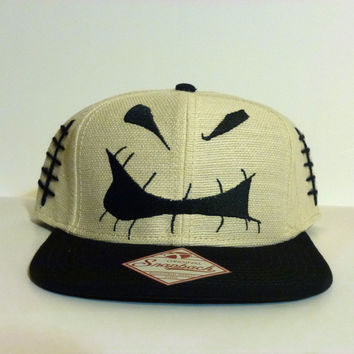 Nightmare Before Christmas - Oogie Boogie Snapback Hat