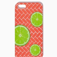 Lime Slice iPhone 5/5S, 6 Case | Fashion Accessories – Technology – Citrus Splash | charming charlie