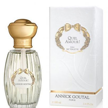 Annick Goutal Quel Amour! 3.4 Edt Sp For Women