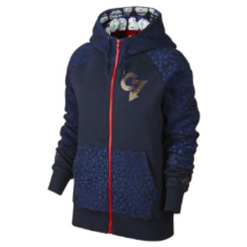 Chase's Nike AW77 Full-Zip (Doernbecher) Men's Hoodie