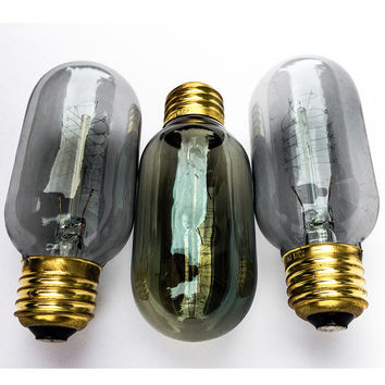 3-Pack Discount: Edison Bulb, Oval