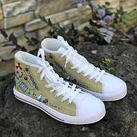 Science High Top Shoes