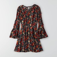 AEO Bell Sleeve Dress