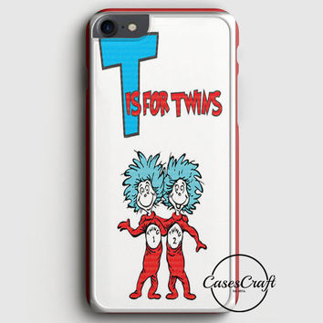 Thing 1 And Thing 2 iPhone 7 Case   casescraft