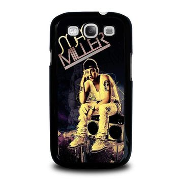 mac miller samsung galaxy s3 case cover  number 3