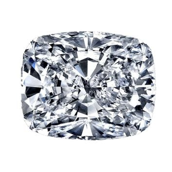 Diamond Veneer Cubic Zirconia Intensely Radiant Cushion shape Loose stone