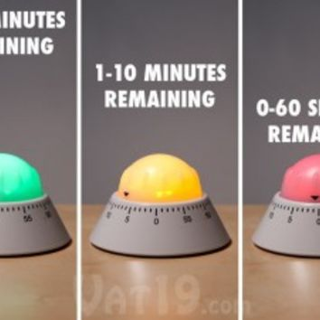 Color Changing Alert Timer | Need These Things