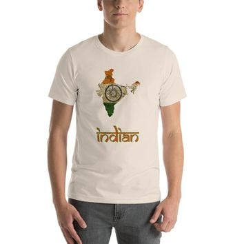 The India Flag T-Shirt
