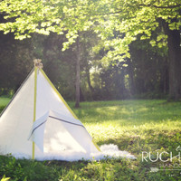 The Tiny Tot TeePee - Made to Order - Custom Tee Pee