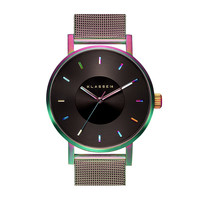 Rainbow Volare Rainbow Mesh Band | 42mm