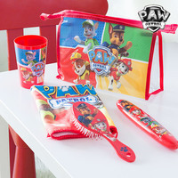 Paw Patrol Children's Toilet Bag for the Dining Room (5 pieces)