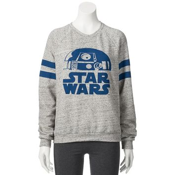 Mighty Fine Star Wars R2D2 Sweatshirt - Juniors, Size: