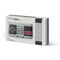 Retro NES Edition Exclusive Nintendo 3DS XL System
