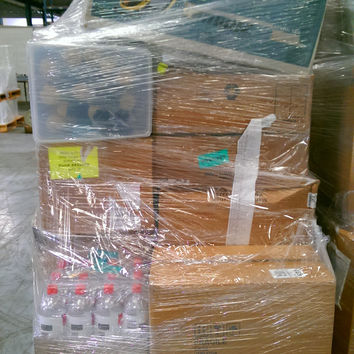 TARGET General Merchandise HIGH VALUE Pallet 151110-03