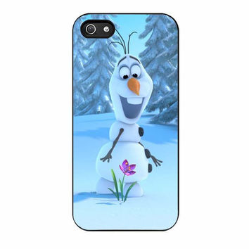 twin peaks 5 cover & olaf disney frozen1 cases for iphone se 5 5s 5c 4 4s 6 6s plus