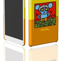 GRAPHT Keith Haring Official Licensed Collection Hard Cover for iPad Air - Andy Mouse