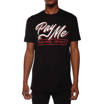 Pay Me SS T-Shirt Black