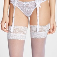 Women's L'Agent by Agent Provocateur 'Vanesa' Garter Belt