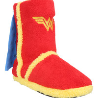 DC Comics Wonder Woman Slipper Boots