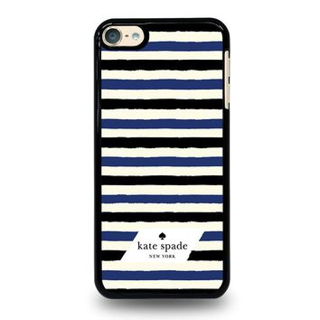 KATE SPADE IN STRIPES iPod Touch 6 Case Cover