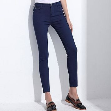 Women Pants Trousers  Jean