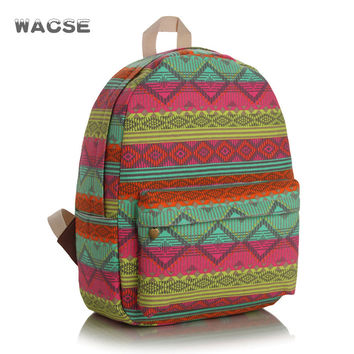 Comfort Hot Deal On Sale College Back To School Thicken Stylish Casual Canvas Backpack [8097637575]