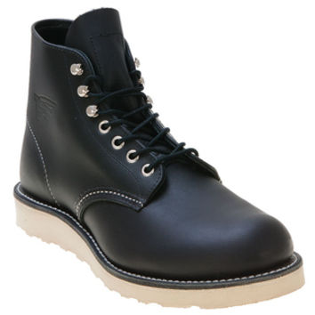Red Wing Shoes 8165 Classic Round Black Black Outdoor Boot