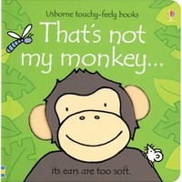 Usborne Books & More. That's Not My Monkey