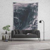 Zen Wall Tapestry by duckyb