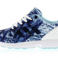 Adidas ZX Flux B34486 White/Blush Blue Titolo
