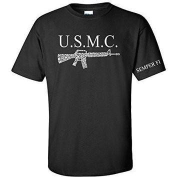 United States Marine My Rifle T Shirt
