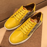 Gucci Fashion Casual Sneakers Sport Shoes-124