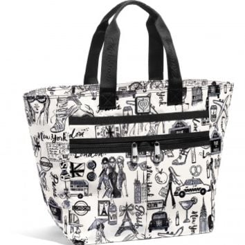 Fashionista Lock It Super Tote Travel