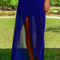 Split Personality Maxi, Royal