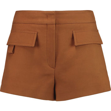 Cotton-twill shorts | Emilio Pucci | US | THE OUTNET