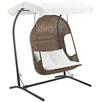 Vantage Outdoor Patio Swing Chair by Modway Furniture
